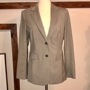 Banana Republic Wool Suit Blazer